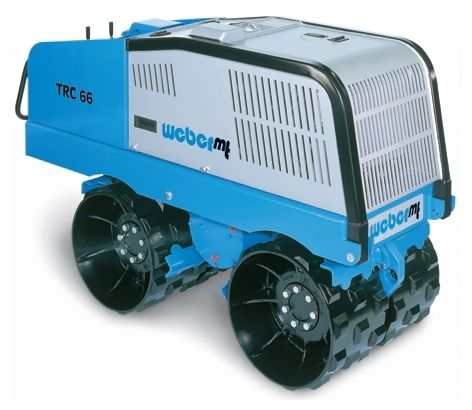 Weber-trc66-trench-compactor-roller-