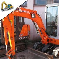 Miniescavatori e Skid Steer Loaders